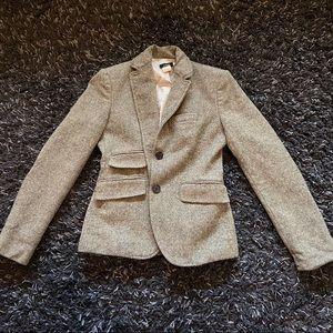 J. Crew 100% wool blazer